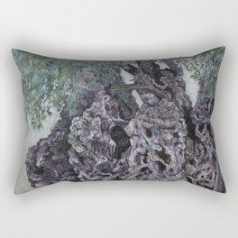 The Grandfather Rectangular Pillow