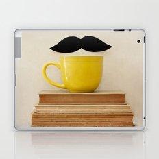 Mr. Stache  Laptop & iPad Skin