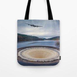 Dam Runner Tote Bag