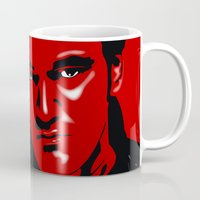 tarantino Mugs featuring Tarantino by denrees