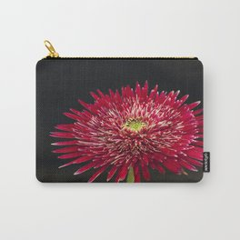 Red Gerbera large Carry-All Pouch