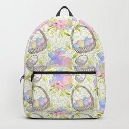 Basket Eggs Backpack