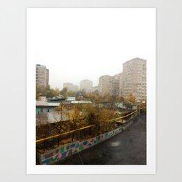 City life  #society6 #printart #decor #buyart Art Print