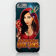Not All Fierce Creatures Have Fangs Slim Case iPhone 6s
