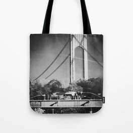 Verrazano View Tote Bag
