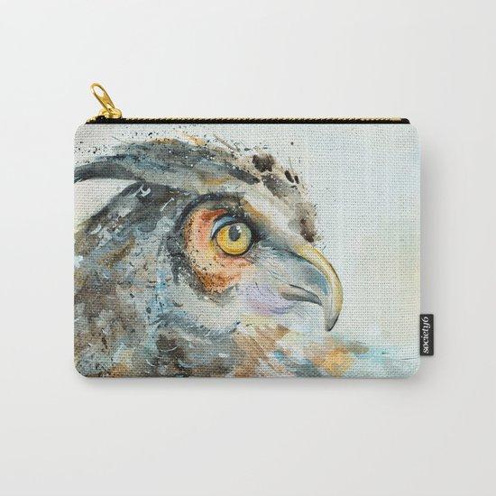 Predatory bird Carry-All Pouch