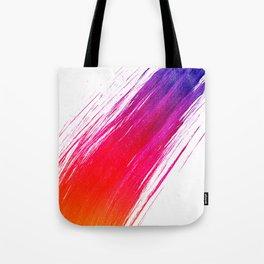 Paint Smear Tote Bag