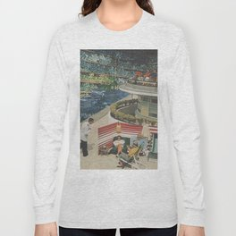 An Exotic Holiday Long Sleeve T-shirt
