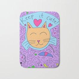 Keep it Cute Bath Mat