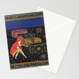 Vintage Illustration/1001 Nights/ Kay Nielsen_4 Stationery Cards