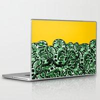 monty python Laptop & iPad Skins featuring Python  by Hipsterdirtbag