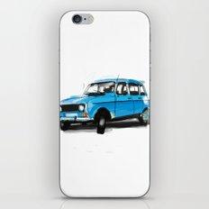 Renault 4L iPhone & iPod Skin