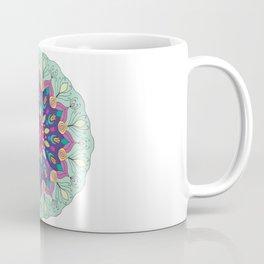 Ethno Flower No8 Coffee Mug