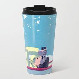 What Do the Birders Know? Travel Mug