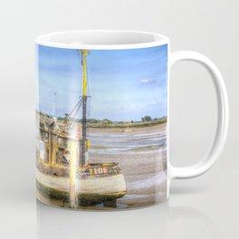 "Heybridge Basin Boat "" The Ranger "" Coffee Mug"
