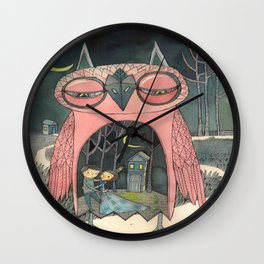 mere your pathetique light Wall Clock