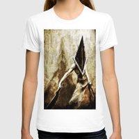 silent hill T-shirts featuring Silent Hill Pyramid Head by Joe Misrasi