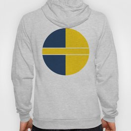 TEAM COLORS 6....navy , gold Hoody