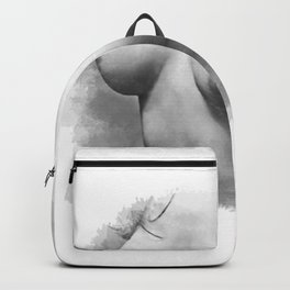 Sexy nude woman Backpack
