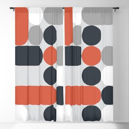 Domino 03 Blackout Curtain