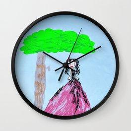 SENiORiTA Wall Clock