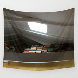 Read a book Wall Tapestry