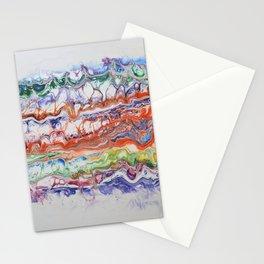 Mashed Rainbow Stationery Cards