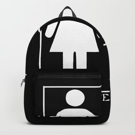 My Wife Your Wife Backpack