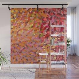 leaves Wall Mural