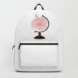 Red Perfume Globus Backpack
