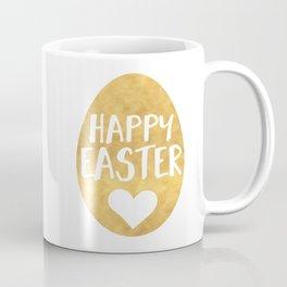 GOLDEN EGG - HAPPY EASTER Coffee Mug