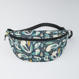 Feathered Flock Fanny Pack
