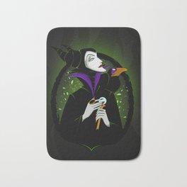 Maleficent Bath Mat