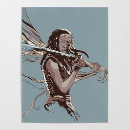 Michonne Poster