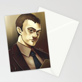 In the Flesh - Philip Wilson Stationery Cards