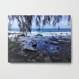 Hawaiian Tide Pool Metal Print