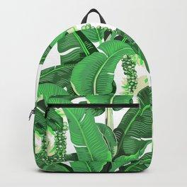 banana leaves brazilliance Backpack