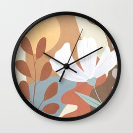 Elegant Shapes 08 Wall Clock
