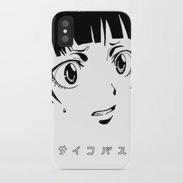 Psycho-Pass Akane iPhone Case