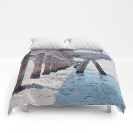 Under the pier Comforters