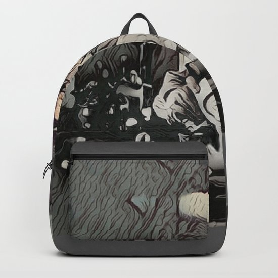 Dishes Backpack