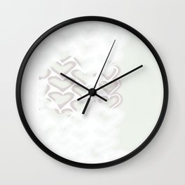 Heart 12.03 Wall Clock