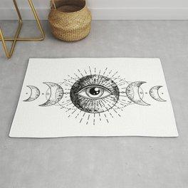 Eye of Providence Rug