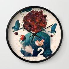 fructum caput Wall Clock