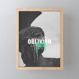 Affiche Oblivion Framed Mini Art Print