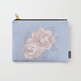 GARDENIA - Serenity Carry-All Pouch