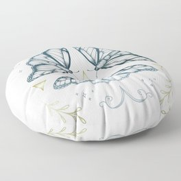 Fairy Dance Floor Pillow