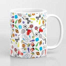 Children's Sport Pattern Coffee Mug