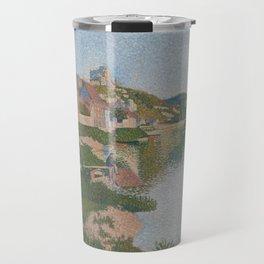 Les Andelys Travel Mug