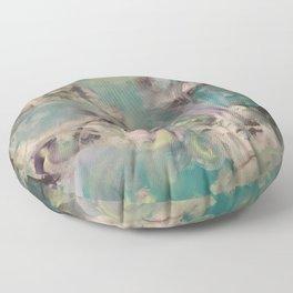 Swirlywirly Floor Pillow